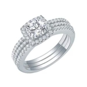 CERTIFIED 1.50 cttw Diamond Ring